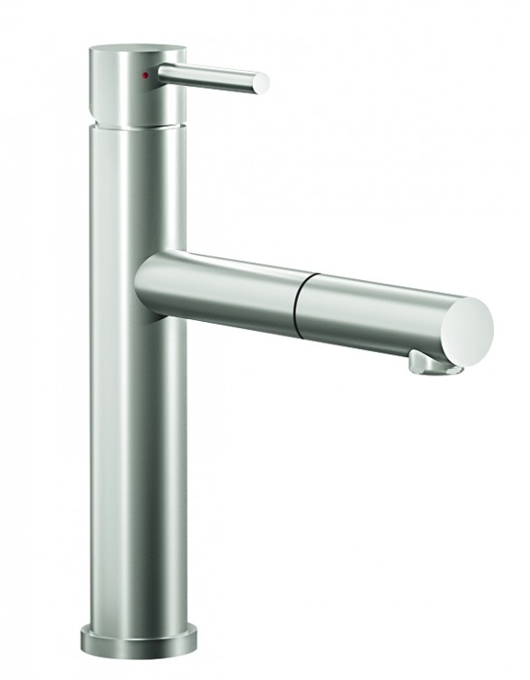 COMO SHOWER SKY inox